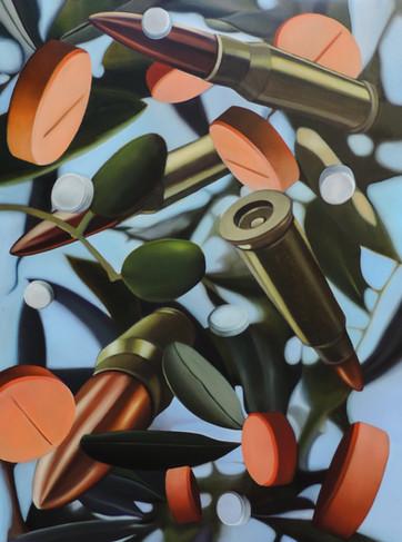 Untitled (olives), 2019