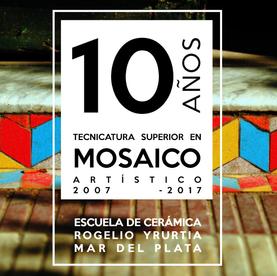 """Revista """"Mosaico 10 años"""""""