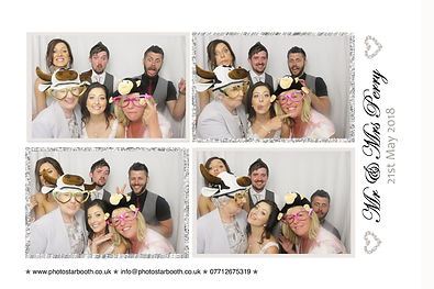 Wedding Fun Parley Manor