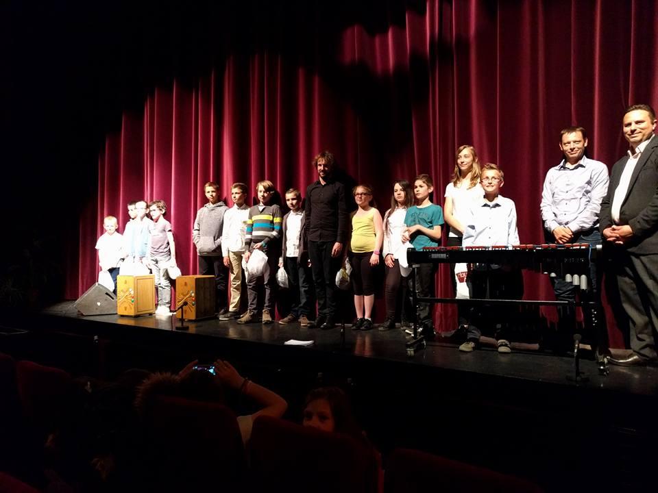 Concours les Baguettes en Marche Sallaumines juin 2017