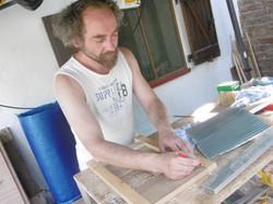 Fabrication Washboard