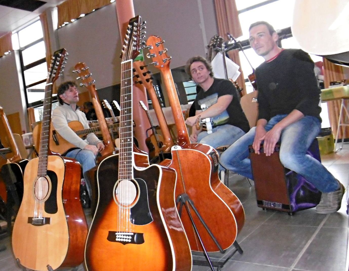 Brocante musicale de Broc en Weppes
