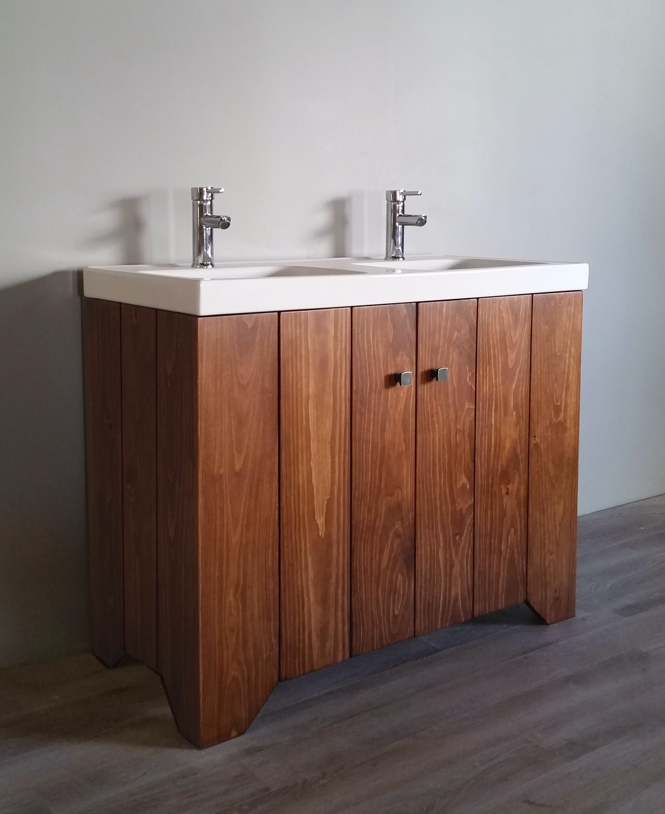"The Stockbridge 40"" Double Vanity"