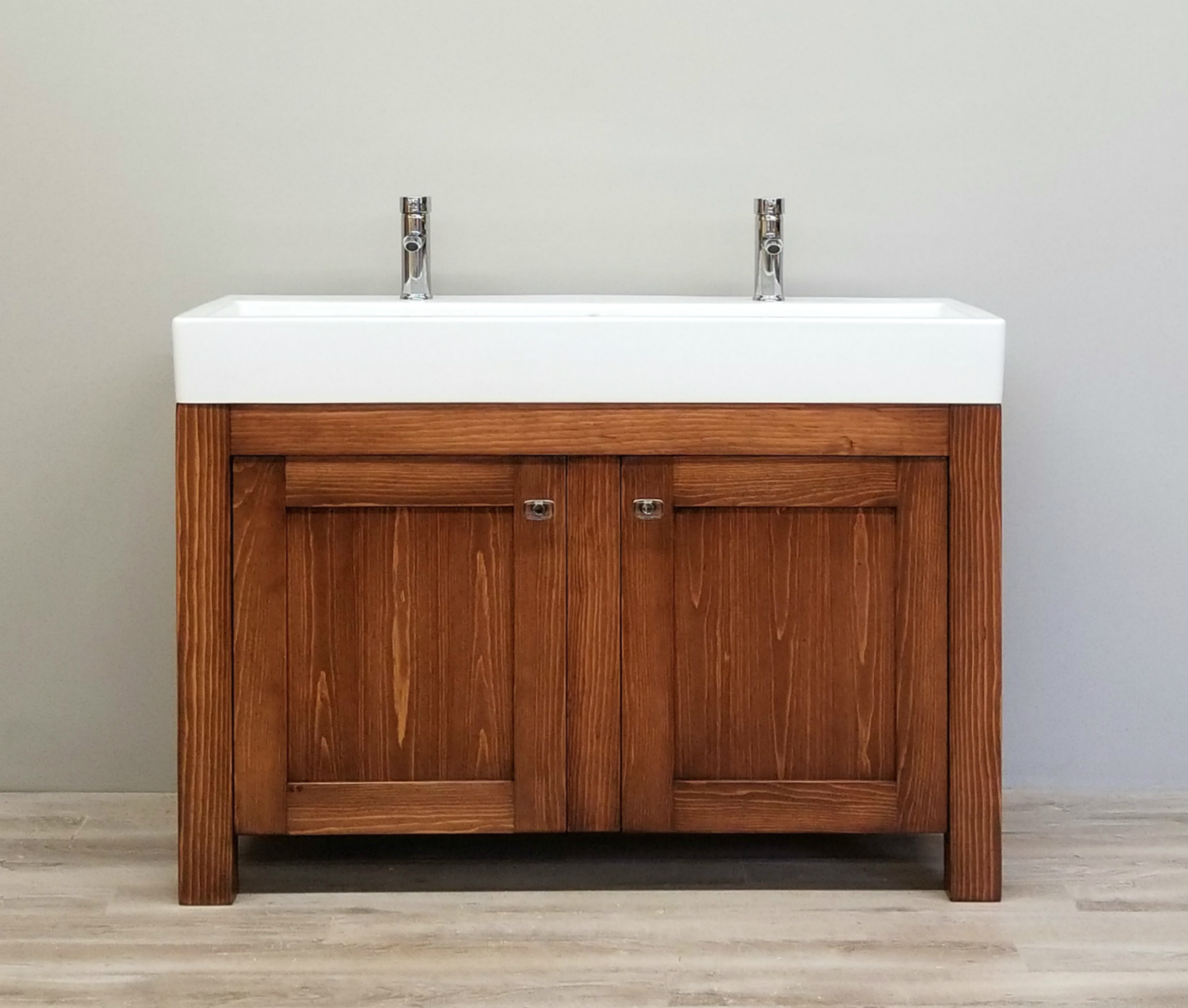 Modern Farmhouse Custom Built Vanity