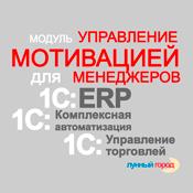 Управление мотивацией менеджеров - рейтинг продавцов, анализ выполнения планов продаж для 1С
