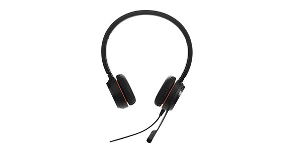 Jabra Headset Evolve 20 Wired - MS - UC Stereo