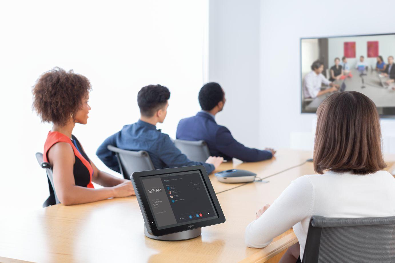 Videoconferencias mucho mas simples con Logitech