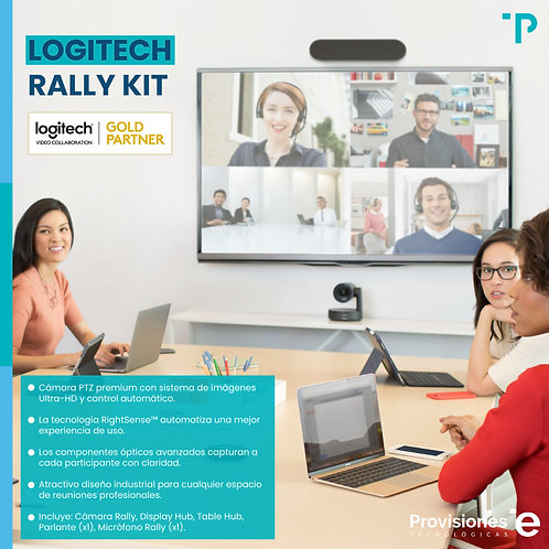 Logitech Rally Kit