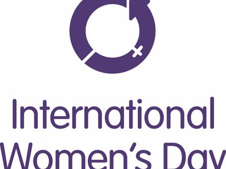 SWM #International Women's Day
