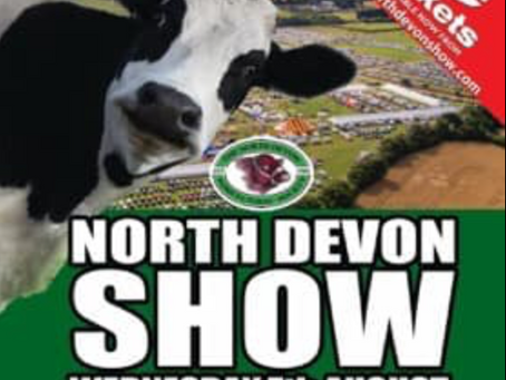 See us at the North Devon Show