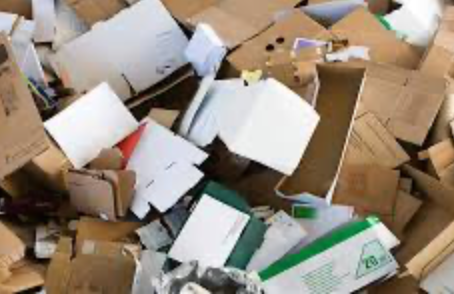 Why Recycle Cardboard?
