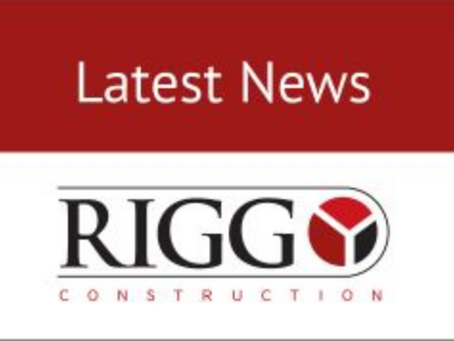 Thank you from Rigg Construction