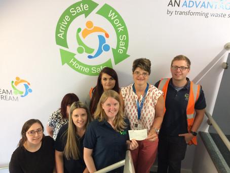 £145 North Devon Hospice Donation