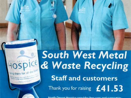 Supporting North Devon Hospice
