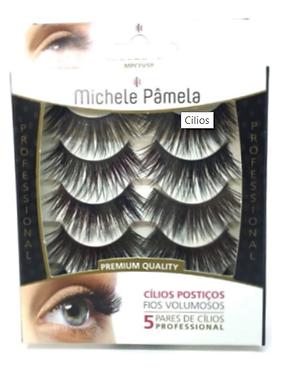 Caixa de cilios Volumosos - Michele Pamela