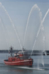 Fireboat Cotter