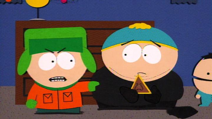 KARPMAN, pas Cartman!