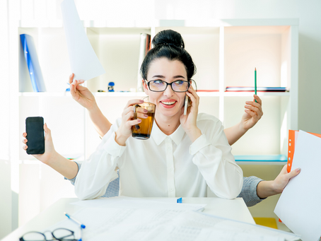 27 | 7 Ways To Get More Done In Your Business