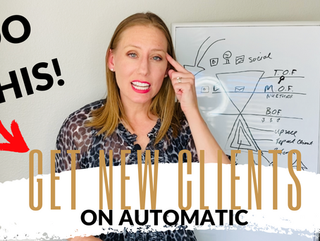 Automated Marketing Sales Funnel