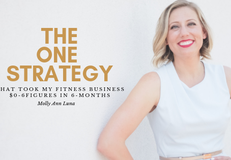 01 | The One Unconventional Strategy That Took My Health Business $0 to 6-Figures In 6-Months