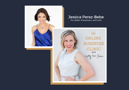 57| 3 Strategies To Help You Go Pro in Your Life & Business with Jessica Perez-Bebe