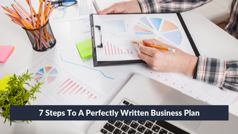 19 | 7 Steps To A Perfectly Written Business Plan