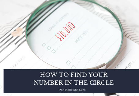 08 | How To Find Your Number In The Circle