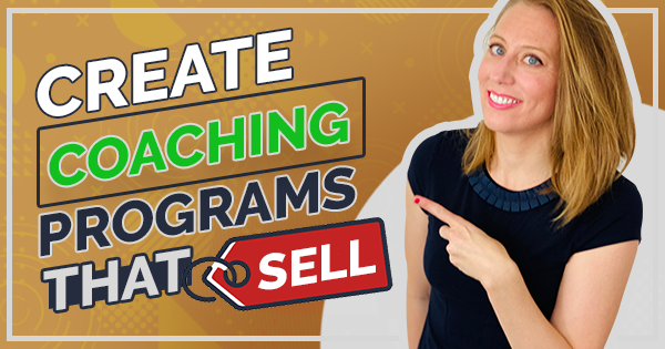 How to PACKAGE & PRICE your COACHING services