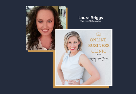 50 | How To Nail Your Sales Calls with Laura Briggs