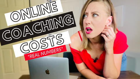 Cost of Starting An ONLINE COACHING BUSINESS From Scratch in 2021