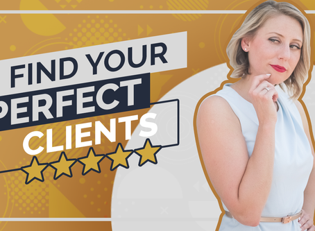 62| How To Identify Your Perfect Client For Your Online Coaching Business