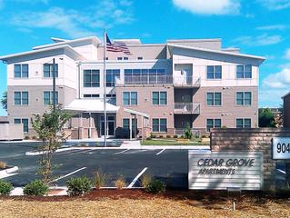 Cedar Grove Wins 2014 Across The Region Service Award
