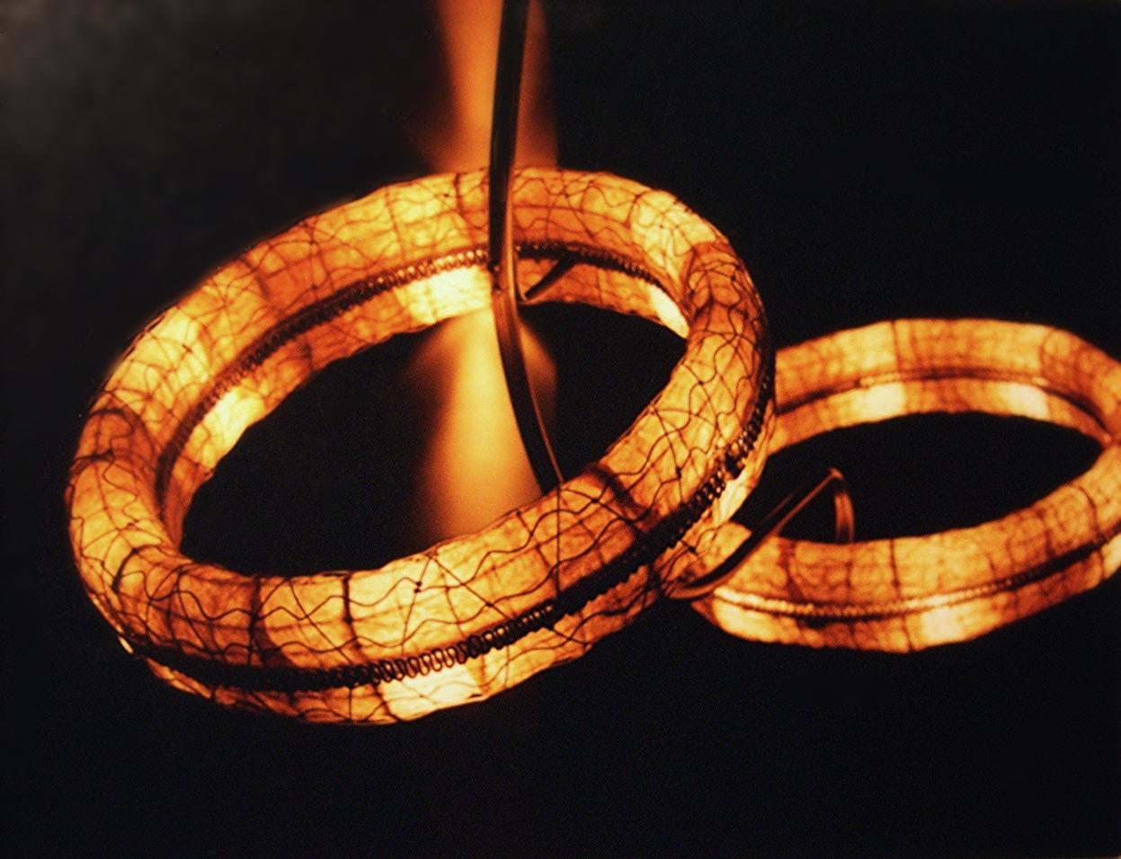 Lámpara Anillos - Sarrià