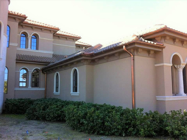 Custom Gutters Florida