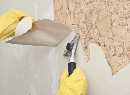 How To Remove Wallpaper Without Messing Up Your Wall