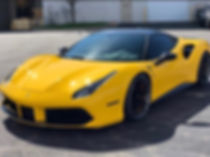 Mistr Quality Car Wash & Detailing | Ferrari