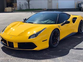 Mistr Quality Car Wash & Detailing | Ferrari