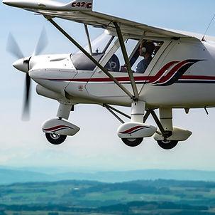 Flugschule Mengen, Pilot sein