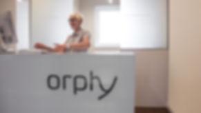 Physiotherapie Orthopädie Orphy Praxis Varel Norddeutschland Privatpraxis Gesundheit Wohlfühlen Akupunktur Röntgen Behandlung Ärzte