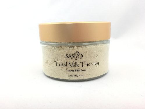 Total Milk Therapy Bath Soak