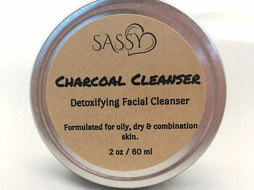 Charcoal & Honey Facial Cleanser