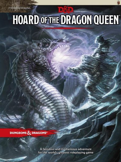 D&D - Hoard of the Dragon Queen