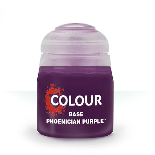 CITADEL BASE : Phoenician Purple