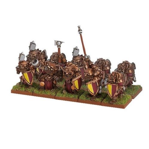 Dwarf Ironguard with Command
