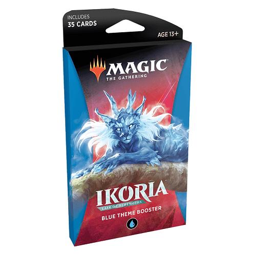 Ikoria Lair of Behemoths: Blue Theme Booster