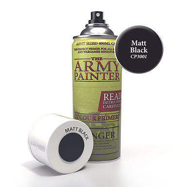 The Army Painter: Spray Primers
