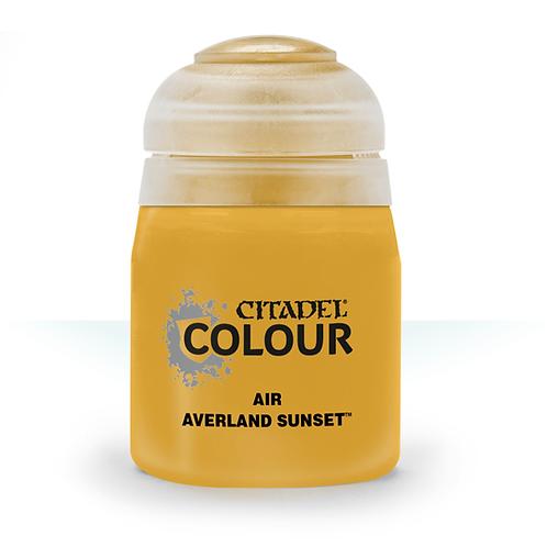 CITADEL AIR: Averland Sunset