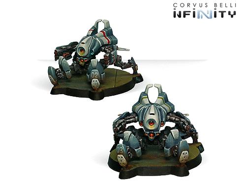 Armbots Bulleteer (Spitfire, Heavy Shotgun)