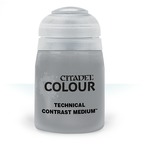 CITADEL TECHNICAL : Contrast Medium