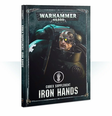Space Marines: Iron Hands